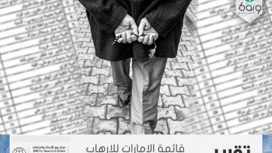 Photo of قائمة الإرهاب الإماراتية