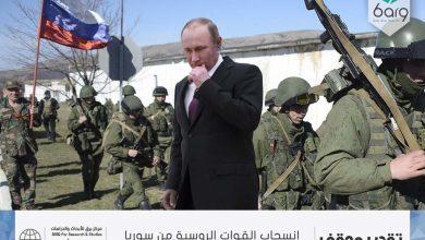 Photo of الانسحاب الروسي