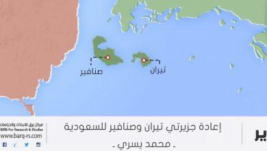 Photo of إعادة جزيرتي تيران وصنافير للسعودية