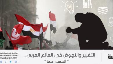 Photo of التغيير والنهوض في العالم العربي..