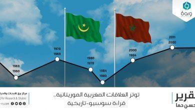 "Photo of ""توتر العلاقات المغربية الموريتانية ""قراءة سوسيو-تاريخية"