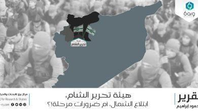 Photo of هيئة تحرير الشام، ابتلاع الشمال، أم ضرورات مرحلة!؟