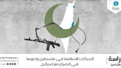 """Photo of الحركات الإسلامية في فلسطين ودورها في الصراع مع """"إسرائيل"""""""