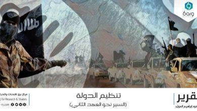 Photo of تنظيم الدولة (السير نحو العهد الثاني)