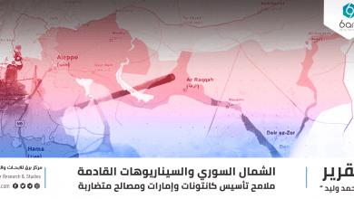 Photo of الشمال السوري والسيناريوهات المحتملة