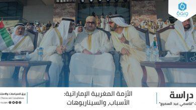 Photo of الأزمة المغربية الإماراتية