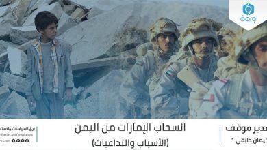 Photo of انسحاب الإمارات من اليمن