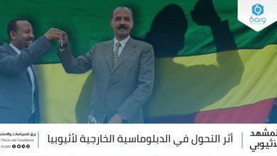 Photo of المشهد الأثيوبي: أثر التحوُّل في الدبلوماسية الخارجية لأثيوبيا