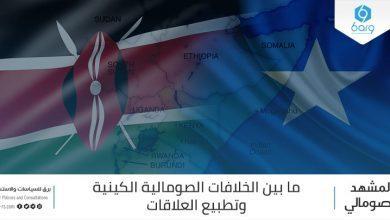 Photo of ما بين الخلافات الصومالية الكينية وتطبيع العلاقات
